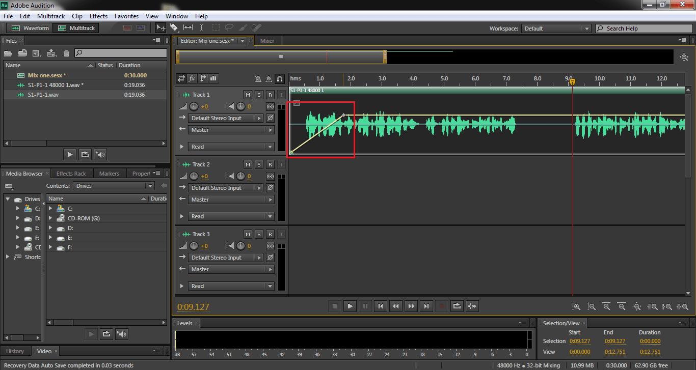 آموزش نرمافزار Adobe Audition برای ضبط و حذف نویزهای صدا