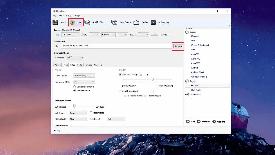 3 روش ساده برای کاهش حجم ویدیو بدون افت کیفیت